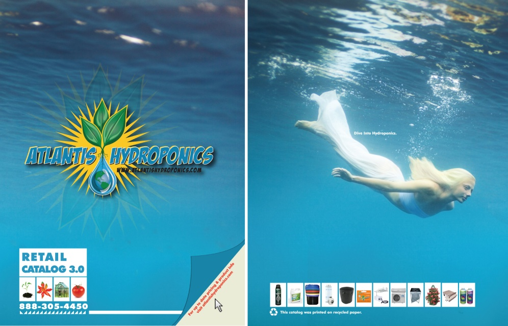 Atlantis Hydroponics Catalog 3.0 2012