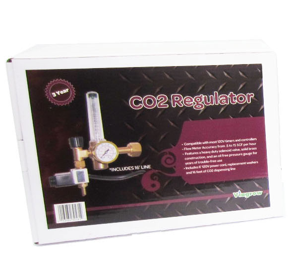 Viagrow™ CO2 Regulator