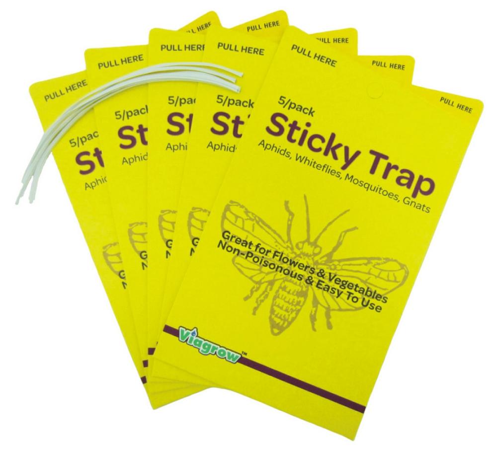 Viagrow Sticky Traps
